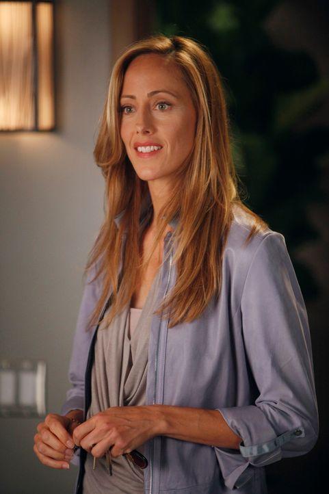 Jackson wird durch seinen Verdacht über Mark und Lexie von seiner Arbeit abgelenkt, während Henry und Teddy (Kim Raver) ihren ersten Streit als Ehep... - Bildquelle: ABC Studios