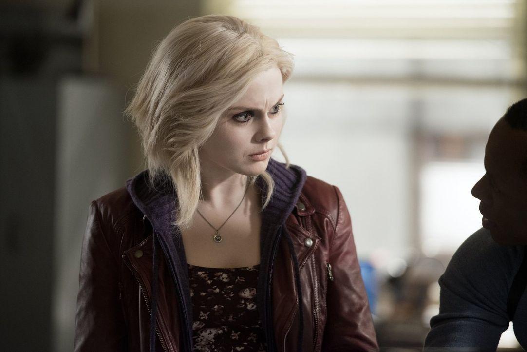 Das Gehirn einer getöteten Schwangeren lässt Liv (Rose McIver) ganz besonders fürsorglich werden ... - Bildquelle: Warner Brothers