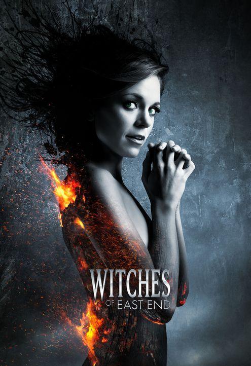 (1. Staffel) - Wie wird die schüchterne Bibliothekarin Ingrid Beauchamp (Rachel Boston) mit der Information, eine unsterbliche Hexe zu sein, umgehen? - Bildquelle: 2013 Lifetime Entertainment Services, LLC. All rights reserved.
