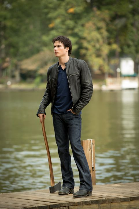 Ian Somerholder - Bildquelle: Warner Bros. Entertainment Inc.