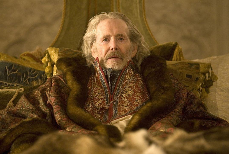 Der König von Stormhold (Peter O'Toole) hat nicht mehr lange zu leben. Seine vier verbliebenen Söhne kämpfen verbittert um den Thron, denn nur derje... - Bildquelle: 2006 Paramount Pictures. All Rights Reserved.