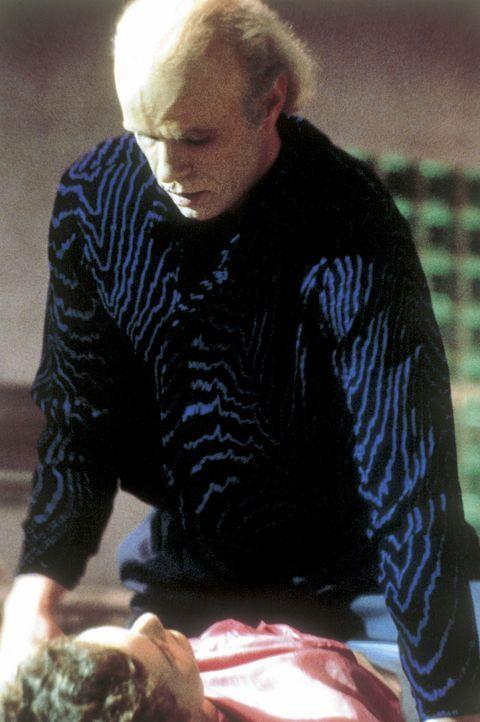 Der brutale Serienkiller Francis Dollarhyde (Tom Noonan, r.) hat mal wieder zugeschlagen ...