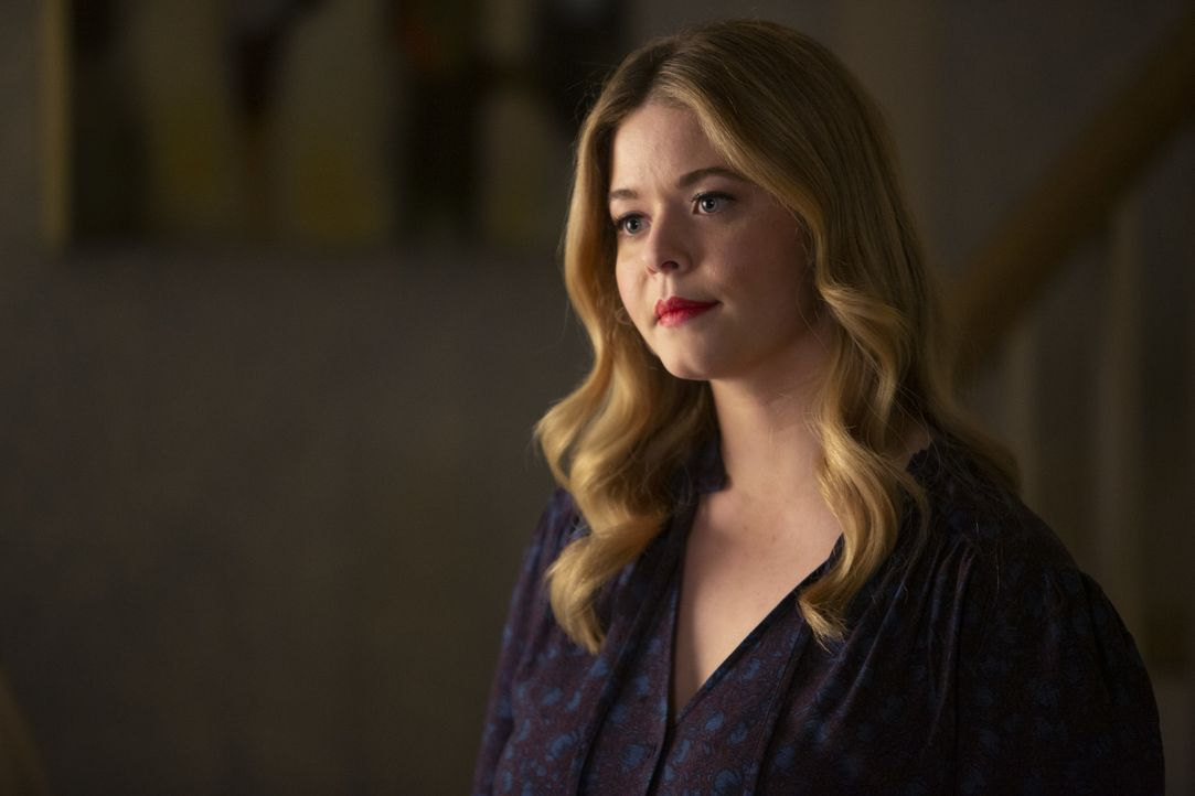 Alison DiLaurentis (Sasha Pieterse) - Bildquelle: Scott P. Green 2019 Warner Bros. Entertainment Inc. All Rights Reserved. / Scott P. Green