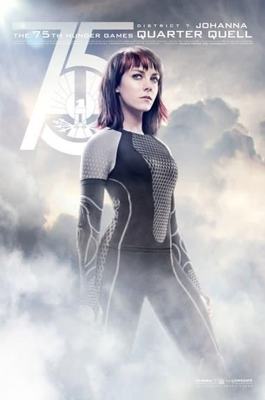 Jena Malone als Johanna Mason - Bildquelle: Lionsgate
