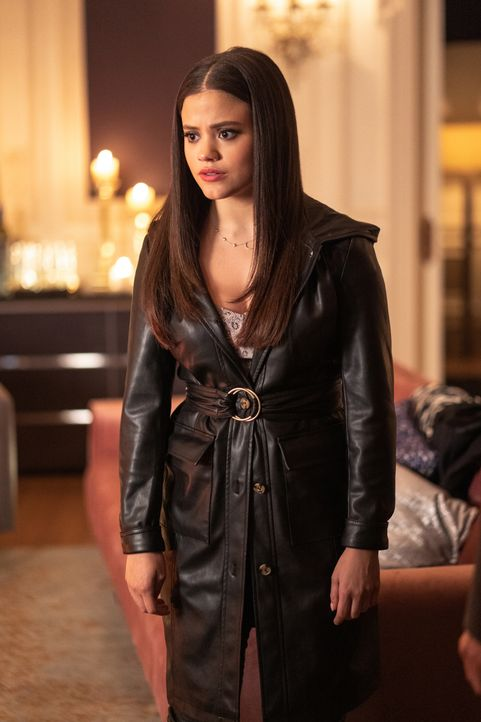 Maggie Vera (Sarah Jeffery) - Bildquelle: Colin Bentley 2019 The CW Network, LLC. All Rights Reserved. / Colin Bentley