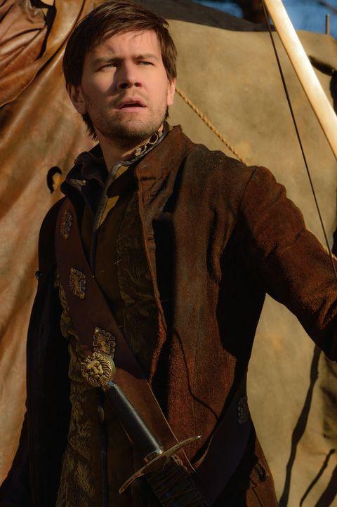 Sebastian (Torrance Coombs) untersucht den Angriff auf Catherine. Unterdessen begibt sich Gideon für Mary in große Gefahr ... - Bildquelle: Ben Mark Holzberg 2016 The CW Network, LLC. All rights reserved.
