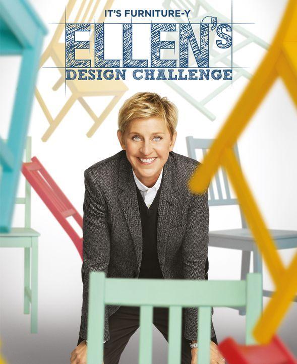 (1. Staffel) - Ellen Degeneres Design Challenge - Artwork - Bildquelle: 2015 Warner Bros.