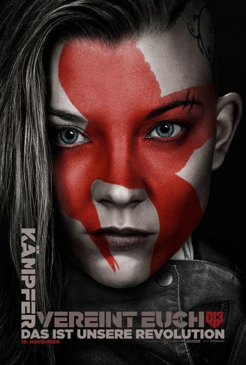 Mockingjay 2: Cressida - Bildquelle: Studiocanal