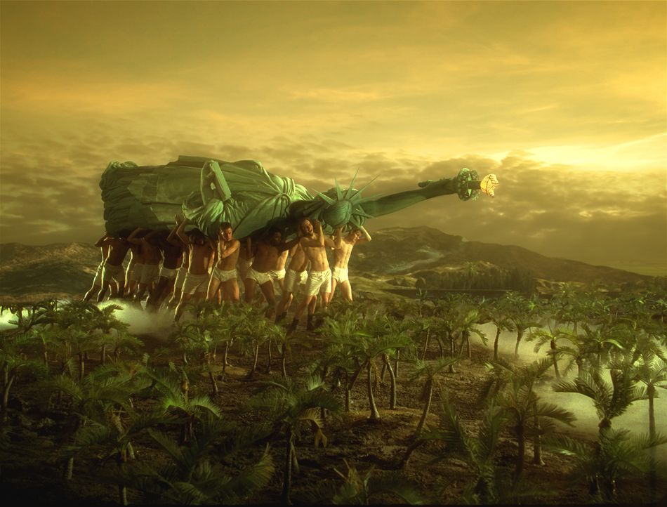 """ACROSS THE UNIVERSE"" - Artwork - Bildquelle: 2007 Revolution Studios Distribution Company, LLC. All Rights Reserved."