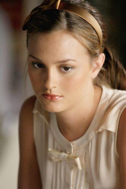 Blair (Leighton Meester) in der Zwickmühle: Liebt sie Marcus wirklich oder hängt ihr Herz an eher Chuck? - Bildquelle: Warner Brothers