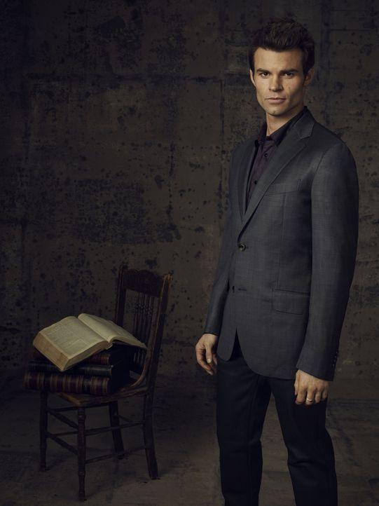 (4. Staffel) - Alle hoffen, dass sie dem Urvampier Elijah (Daniel Gillies) vertrauen können ... - Bildquelle: Warner Brothers