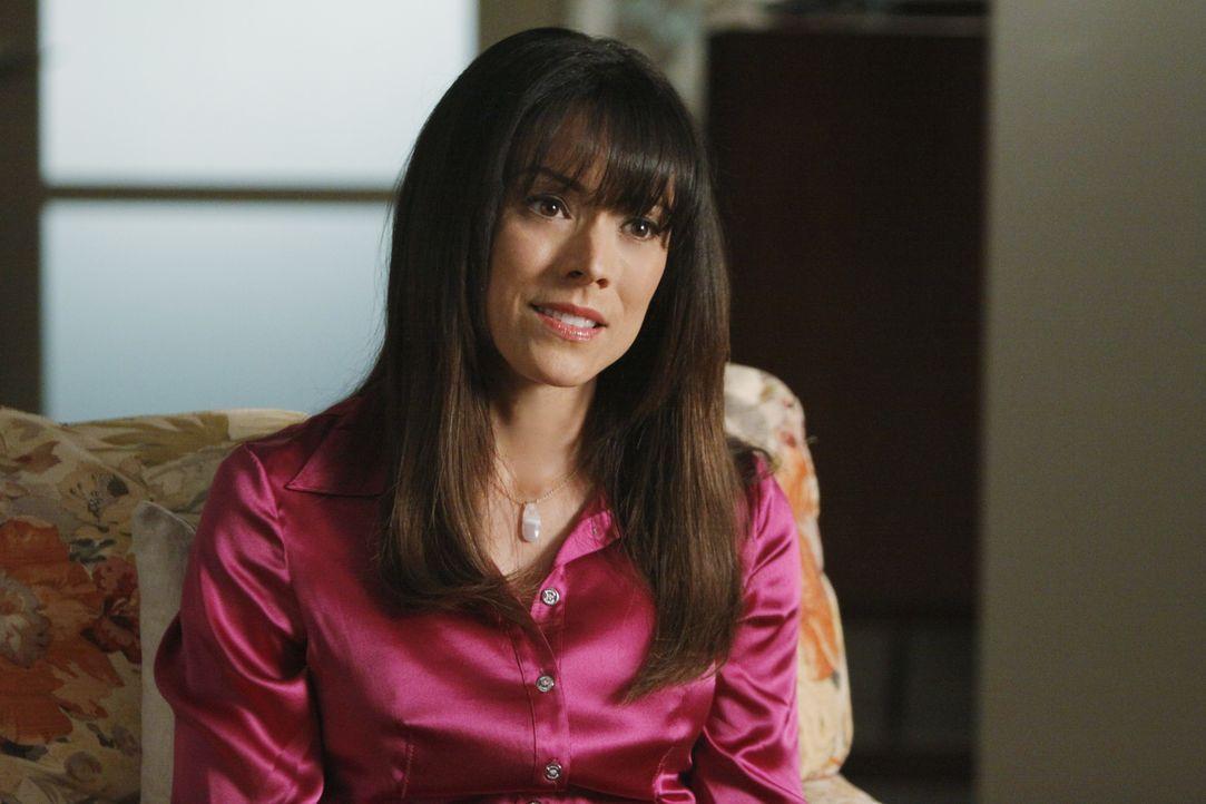 Monica Wyatt (Liz Vassey) kannte den ermordeten Gordon Burns sehr gut. Hat sie etwas zu verheimlichen? - Bildquelle: ABC Studios