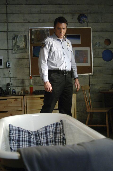 Was hat Tom Foss (Nicholas Lea) bei den Tragers zu suchen? - Bildquelle: TOUCHSTONE TELEVISION