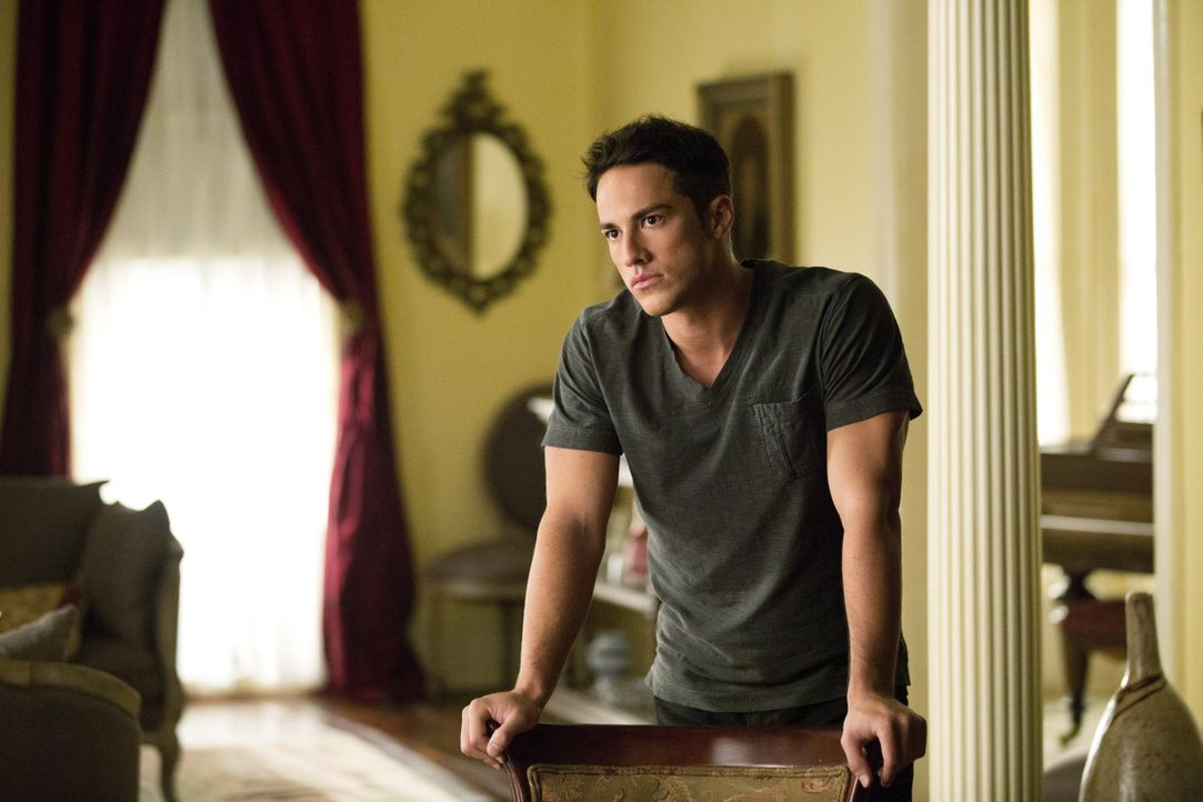 Tyler Lockwood - Bildquelle: © Warner Bros. Entertainment Inc.