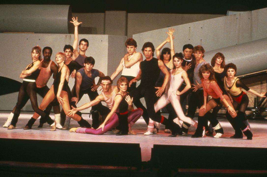 Tanzen ist ihr Leben, doch wirklich Erfolg zu haben ist alles andere als leicht ... - Bildquelle: Paramount Pictures