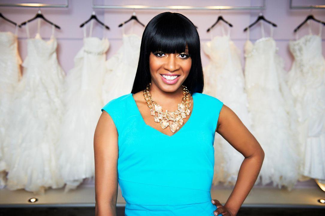 Jede Braut sucht das perfekte Kleid, und Keasha hilft ihr dabei ... - Bildquelle: Copyright 2012 All Rights Reserved  KPD Productions Inc.