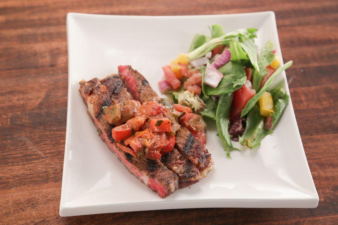 Grill-Obst und Gemüse - Bildquelle: Susan Magnano 2016,Television Food Network, G.P. All Rights Reserved/Susan Magnano
