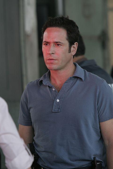 Weiß nicht, ob er Colby noch trauen kann: Don (Rob Morrow) ... - Bildquelle: Paramount Network Television