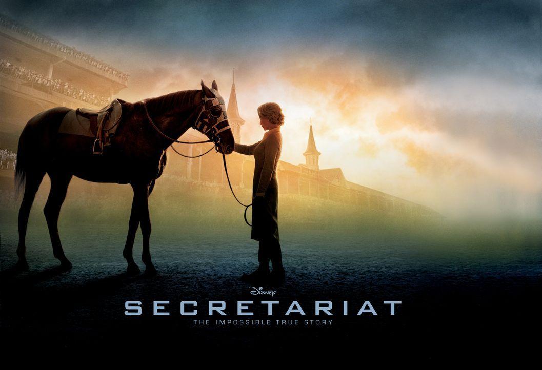 Secretariat - Ein Pferd wird zur Legende - Artwork - Bildquelle: John Bramley Disney Enterprises, Inc.  All rights reserved / John Bramley