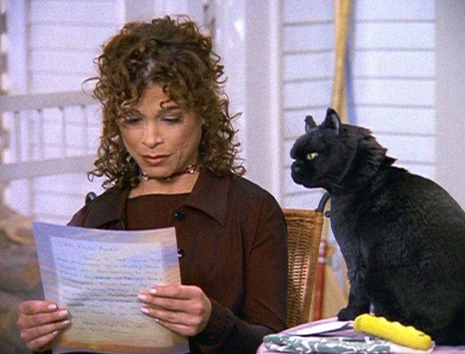 Paula (Paula Abdul, l.) hat einen glühenden Verehrer, der sich alles Mögliche einfallen lässt, um sie zu erobern ... - Bildquelle: Paramount Pictures