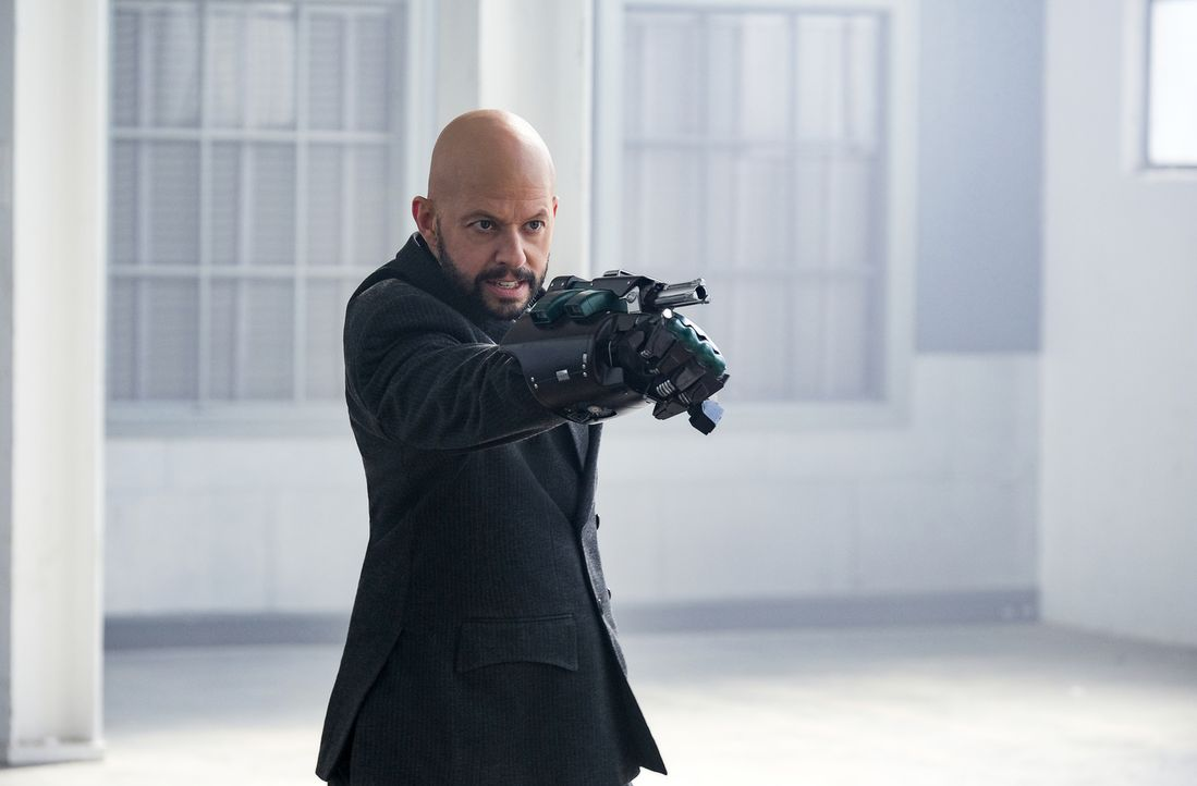 Lex Luthor (Jon Cryer) - Bildquelle: Robert Falconer 2019 The CW Network, LLC. All Rights Reserved.