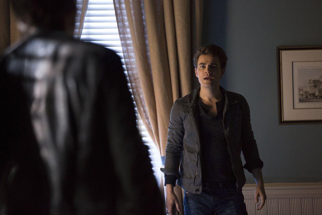Stefan in Kais Haus - Bildquelle: Warner Bros. Entertainment Inc.