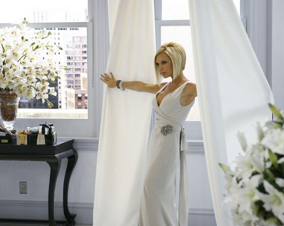 Im Blickpunkt der Medien: Brautjungfer Victoria Beckham. Dagegen muss Wilhelmina etwas unternehmen ... - Bildquelle: Buena Vista International Television