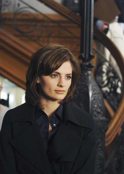 Eine Familie kehrt von einer Urlaubsreise zurück und findet einen toten Mann im Bett ihrer Tochter. Kate Beckett (Stana Katic) ermittelt ... - Bildquelle: ABC Studios
