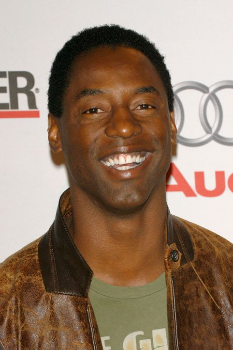 Isaiah Washington 2005 - Bildquelle: STEPHEN SHUGERMAN AFP