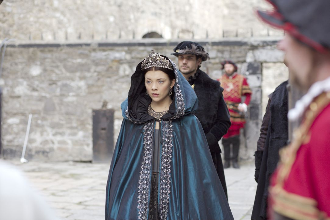 Wird wegen Unzucht verhaftet: die Königin von England (Natalie Dormer) ... - Bildquelle: 2008 TM Productions Limited and PA Tudors II Inc. All Rights Reserved.