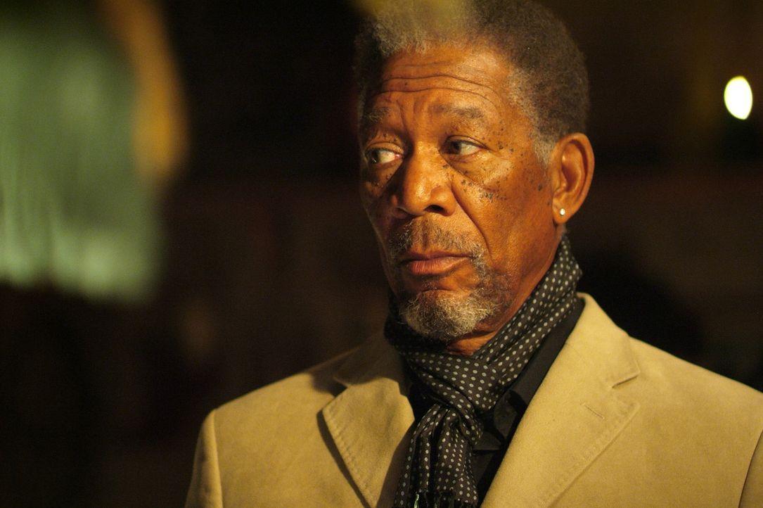 Keith Ripley (Morgan Freeman) gilt unter Kunstdieben als Bester seines Fachs. Aber er weiß auch, wenn er allein überfordert ist. Deshalb sucht er... - Bildquelle: Nu Image