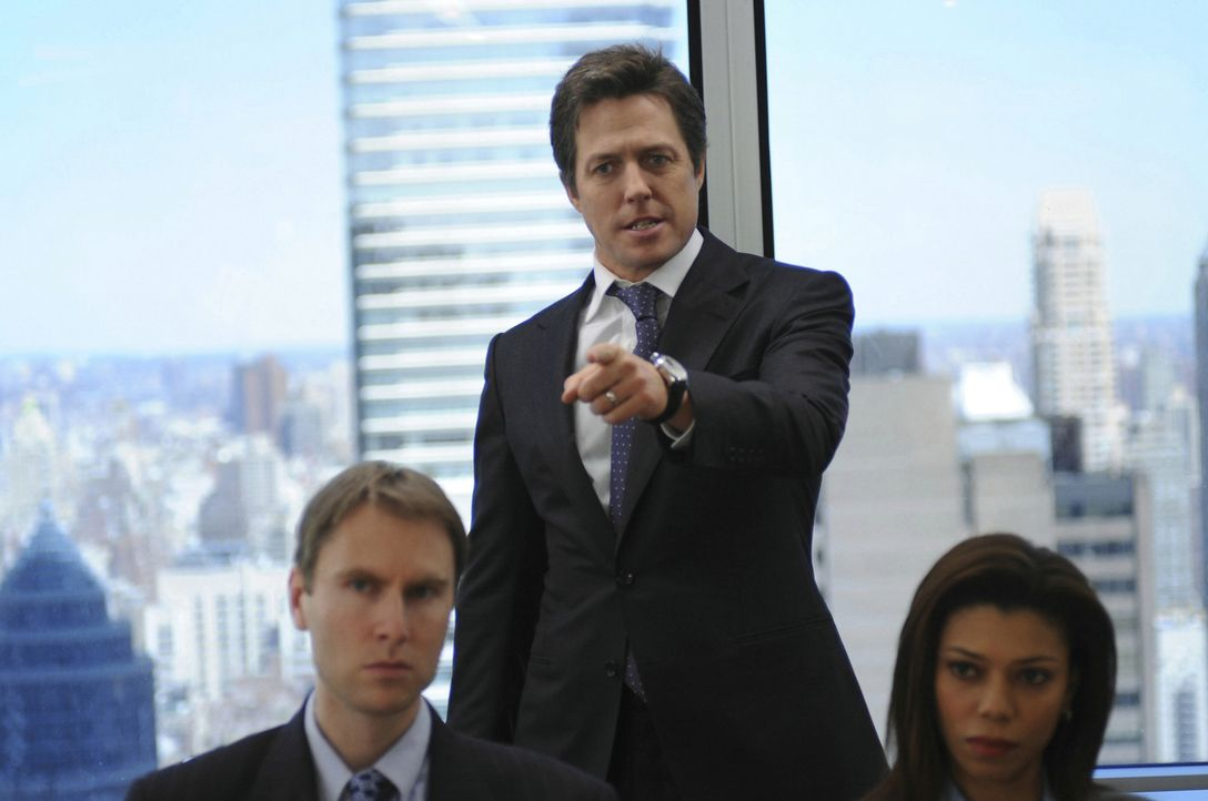 Meryl und Paul Morgan (Hugh Grant, M.) gelten in New York als Vorzeigepaar, doch in Wirklichkeit steht die Ehe der beiden auf der Kippe. Während die... - Bildquelle: 2009 Columbia Pictures Industries, Inc. and Beverly Blvd LLC. All Rights Reserved.