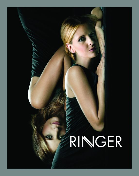 Das Plakat zu Ringer - Bildquelle: 2011 THE CW NETWORK, LLC. ALL RIGHTS RESERVED