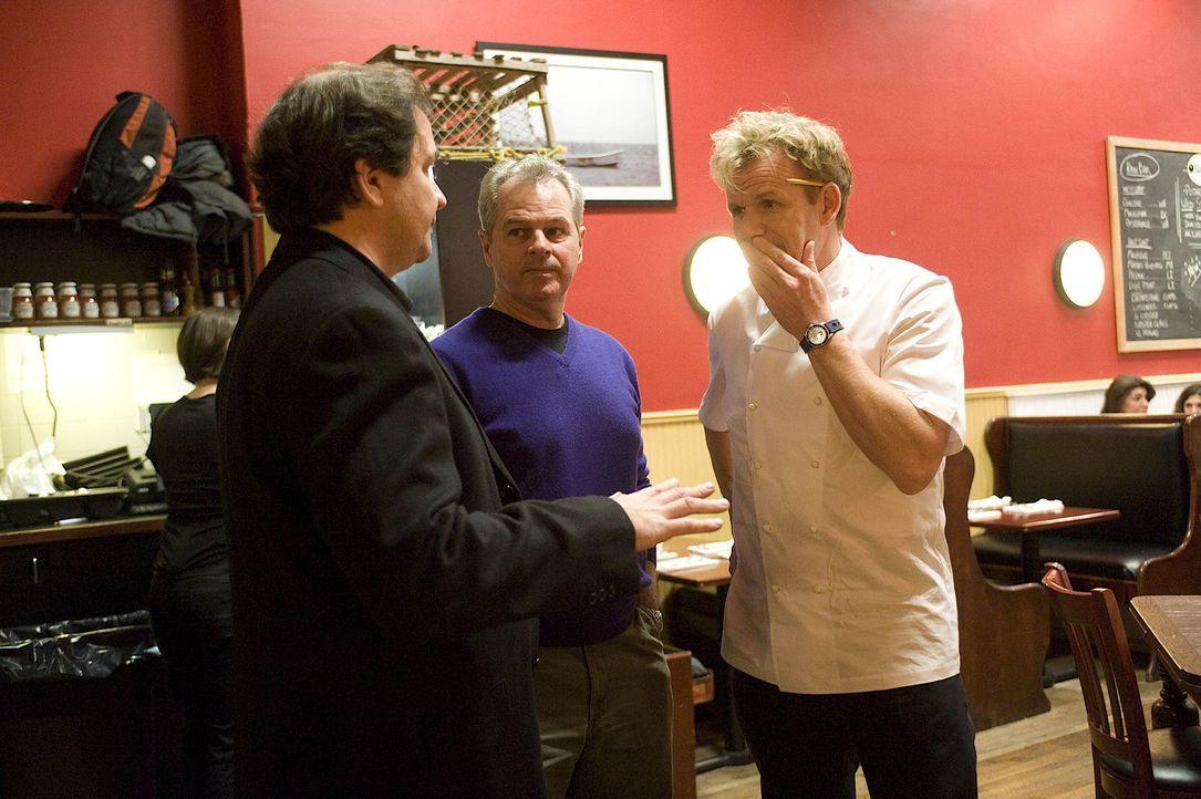 """Das """"Black Pearl"""" ist ein Fisch-Restaurant in New York, das mit hohen Schulden belastet ist. Der Die Besitzer stecken ihre ganze Hoffnung in Sternek... - Bildquelle: Fox Broadcasting. All rights reserved."""