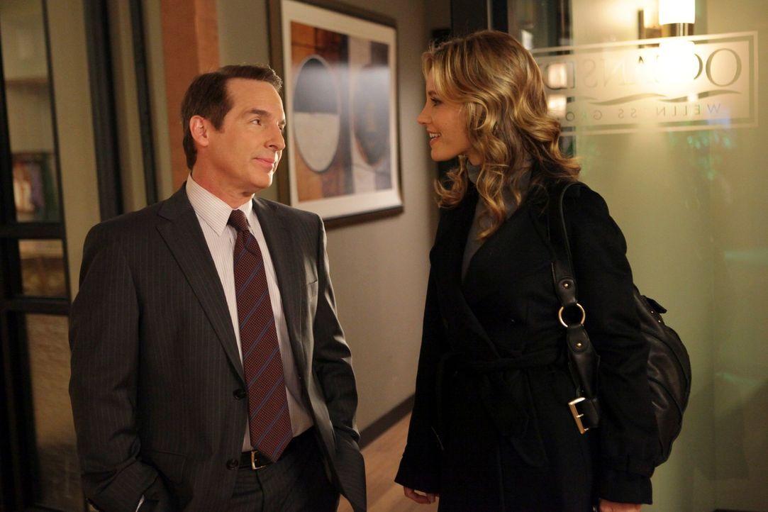 Haben es nicht immer leicht: Sheldon (Brian Benben, l.) und Charlotte (KaDee Strickland, r.) ... - Bildquelle: ABC Studios