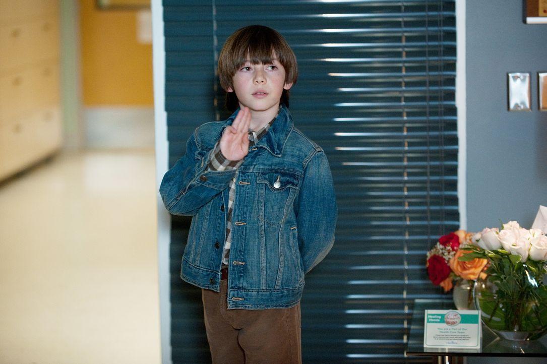 Hat große Angst seine Mama zu verlieren: Mason (Griffin Gluck) ... - Bildquelle: ABC Studios