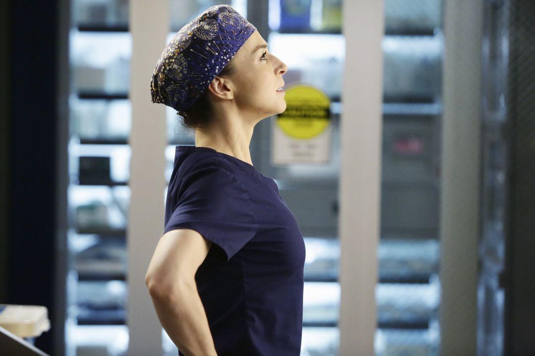 Die schwierige Operation an Dr. Herman steht bevor: Amelia (Caterrina Scorsone) ... - Bildquelle: ABC Studios