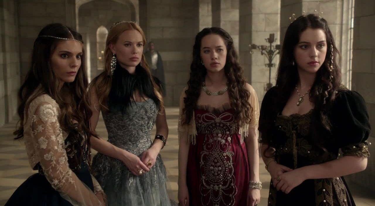 Abschied von der Königin - Bildquelle: 2013 The CW Network, LLC. All Rights Reserved.