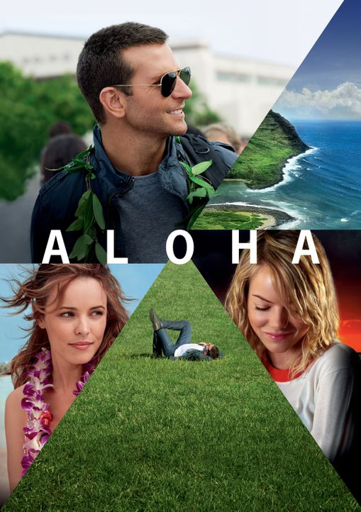 Aloha - Die Chance auf Glück - Artwork - Bildquelle: 2015 Columbia Pictures Industries, Inc. All Rights Reserved.