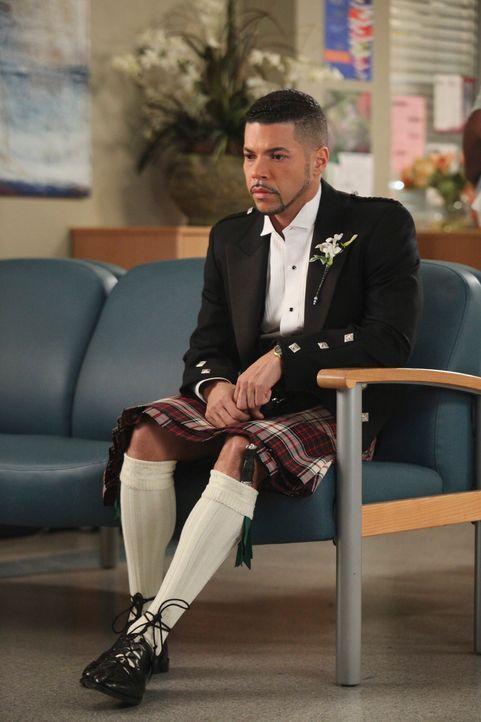Bringt Callie zum nachdenken: Kyle (Wilson Cruz) ... - Bildquelle: ABC Studios