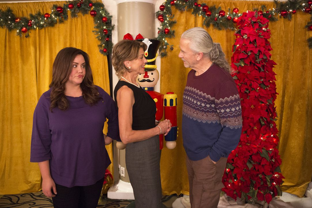 (v.l.n.r.) Katie Otto (Katy Mixon); Kathryn (Wendie Malick); Marty (Patrick Duffy) - Bildquelle: Michael Ansell 2018 American Broadcasting Companies, Inc. All rights reserved. / Michael Ansell