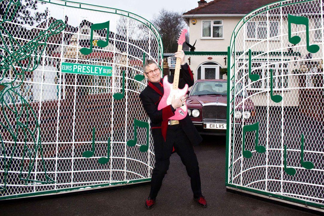 Mein perfektes Zuhause: Episode 7 Elvishaus - Bildquelle: ITV