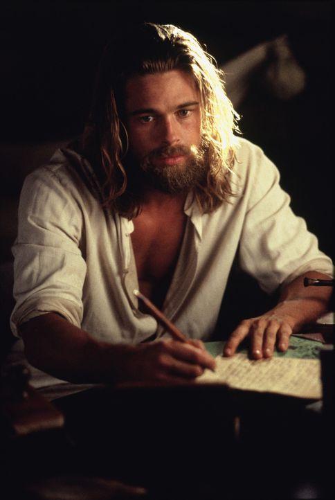 Selbst in der Ferne wird Tristan (Brad Pitt) immer wieder von der Vergangenheit eingeholt ... - Bildquelle: TriStar Pictures