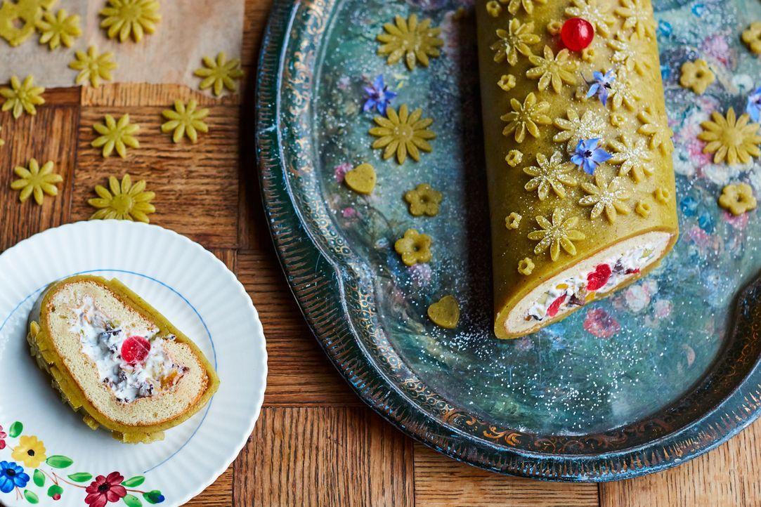 Zucchini-Salat mit Ricotta - Bildquelle: David Loftus DAVID LOFTUS