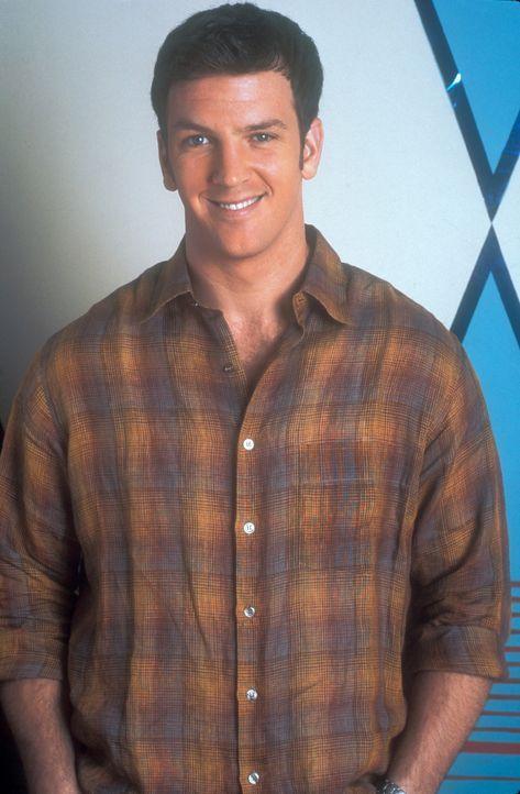 (2. Staffel) - Eds bester Freund und Berater in Herzensangelegenheiten: Dr. Mike Burton (Josh Randall) ... - Bildquelle: TM &   Paramount