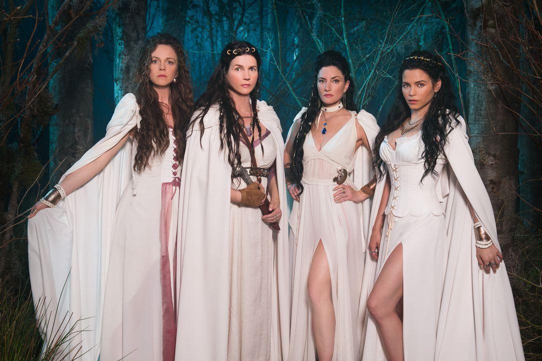 Die Witches aus East End - Bildquelle: Twentieth Century Fox Film Corporation