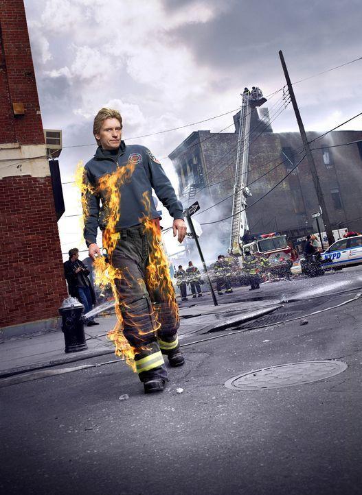 (3. Staffel) - RESCUE ME - Artwork: Tommy (Denis Leary) und seine Männer müssen nach wie vor mit vielen Schicksalsschlägen fertig werden ... - Bildquelle: SONY 2006 CPT Holdings, Inc. All Rights Reserved.
