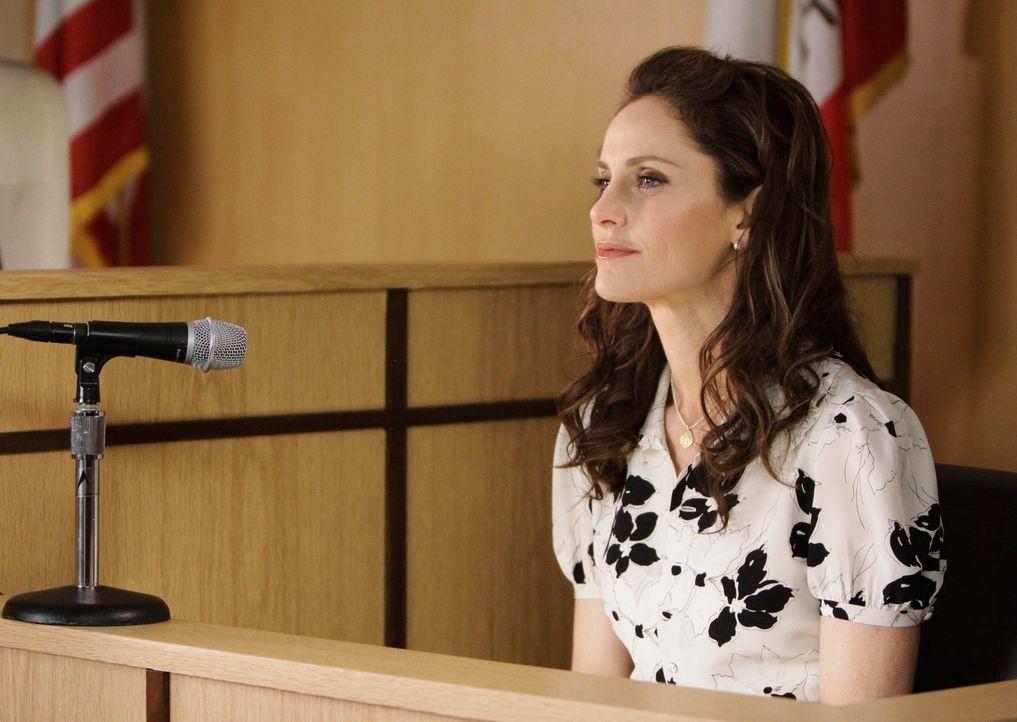 Kämpft vor Gericht gegen Pete um ein gemeinsames Sorgerecht für Lucas: Violet  (Amy Brenneman) ... - Bildquelle: ABC Studios