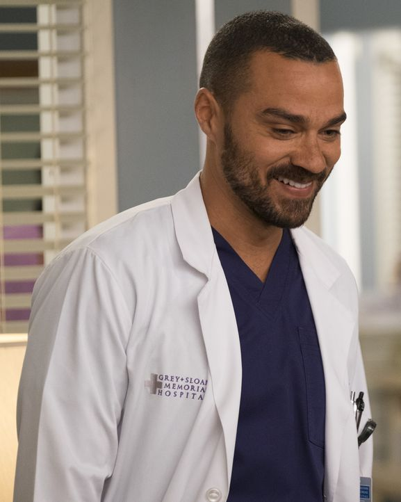 Dr. Jackson Avery (Jesse Williams) - Bildquelle: John Fleenor ABC Studios / John Fleenor
