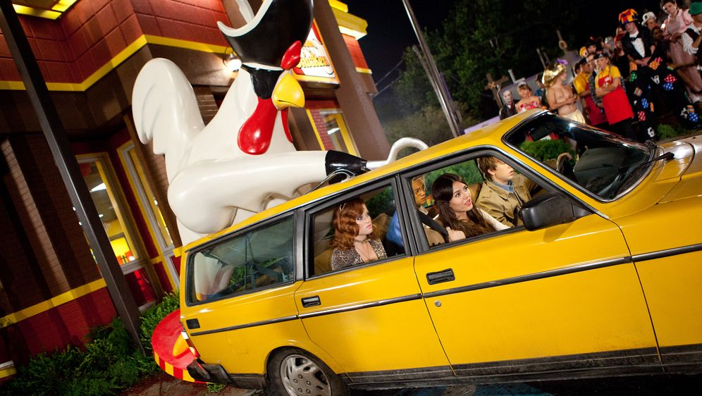 Fun Size - Süßes oder Saures - Bildquelle: (2014) Paramount Pictures. All Rights Reserved.